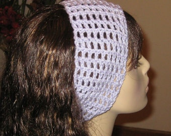 Lavender Dread Headband