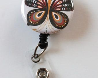 Butterfly... BADGE REEL
