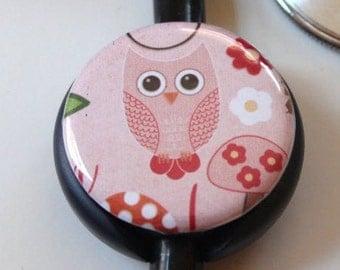 The ORIGINAL Stethoscope ID Tag--Fun Owl--