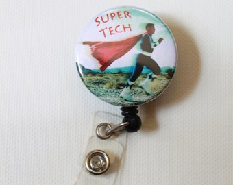 Super Tech.. BADGE REEL