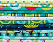 Andalucia 2012 by Patty Young, Fat Quarter Set, The Evergreen Collection