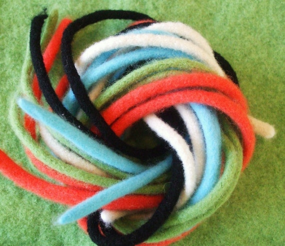 How to make felt strips from recycled wool sweaters Pdf file