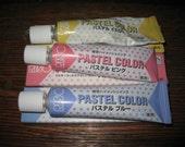 Print Gocco Pastel Color Inks