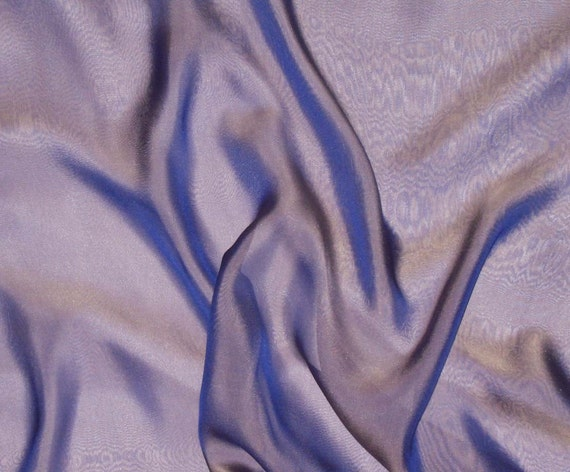 Stoffa di seta cangiante