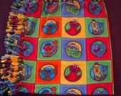Sesame Street NoSew Fleece Blanket
