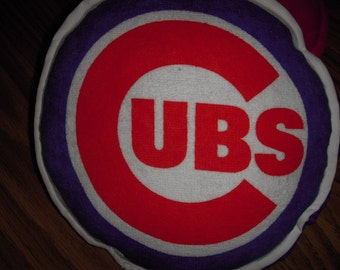 Chicago Cubs Mini Pillow