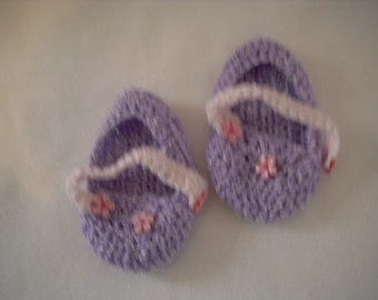 Mary Jane Booties/Slippers