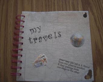 Travel Journal/Diary