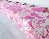 Pink Bridesmaid Clutches set of 8