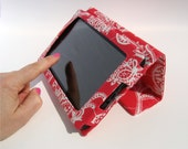 Red Kindle Fire Cover Stand Ready to Ship