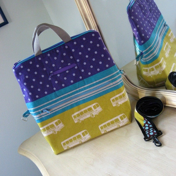 Ready to Ship Suit yourself tote or shoulder bag with detachable strap