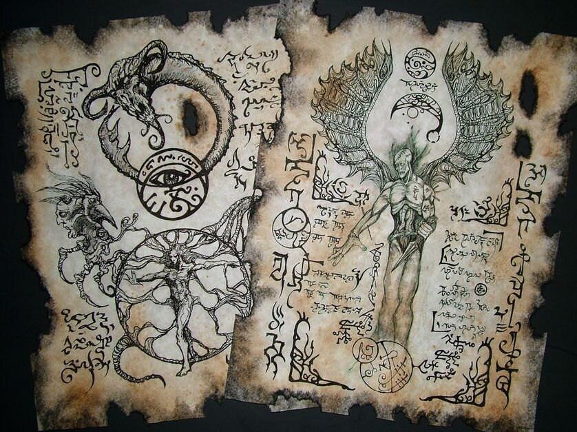 Necronomicon el libro de los nombres muertos pdf