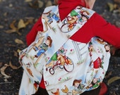 Little Cowgirl Reversible Pinafore