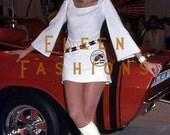 Mod 1960s Dress reproduction Dodge Super Bee MOPAR or any car