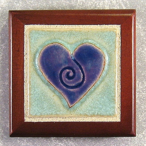 Heart Tile Treasure Box