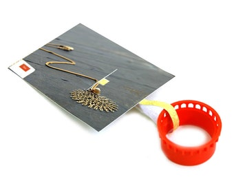 Wire crochet ISK invisible spool knitting starter tool MEDIUM wire work loom crocheting yoola pattens supply kit