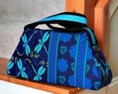 STELLA Modern Handbag in Grand Bazaar by Patty Young