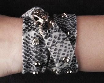CLEARANCE Snake bracelet