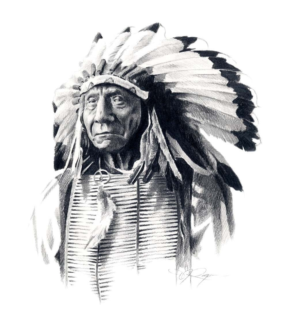 native americans chief red cloud Blue horse and red cloud opposed the census knowing the to educate and assimilate native americans in 1888, blue horse met with baldwin blue horse.