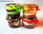 Chocolate Cupcake Cup Sampler