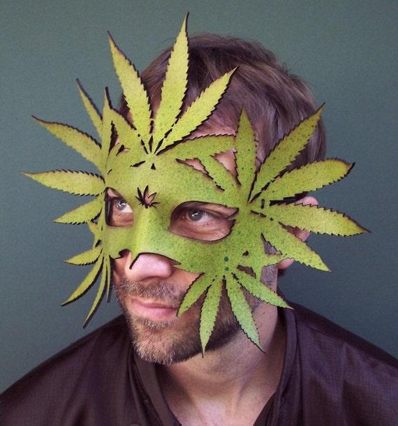Reefer Man leather mask