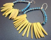 Turquoise Sunny Days Earrings