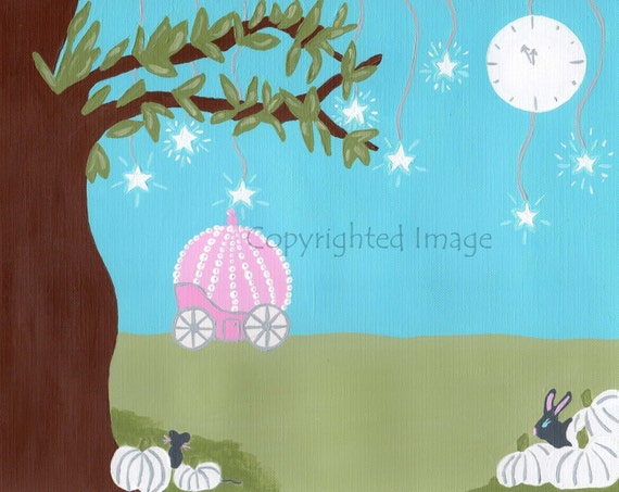 Fairytales and Happy Endings Art Print