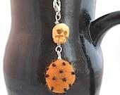 SALE - Halloween Skull Tea Infuser - 20 percent off
