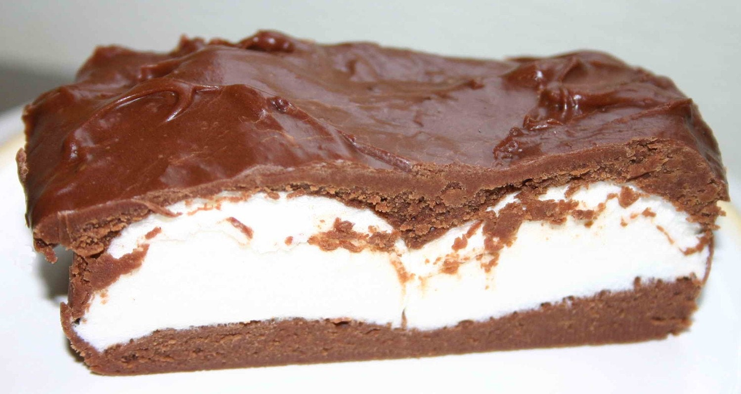 Chocolate Marshmallow Fudge by hillsidebakery on Etsy