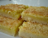 Simple but Delicious Lemon Squares
