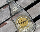 Boylan Cream Soda Bottle - Eco Friendly Recycled - Glass Spoon Rest - Catch All