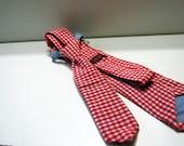 Picnic Table Tie-Little Man E. Edwards Custom Order