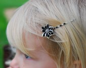 Flower DIVA hair pin
