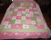 Turn My Crib Quilt Into Twin Size