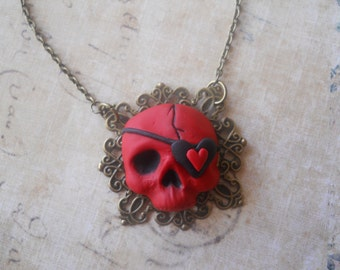 Love bandit necklace