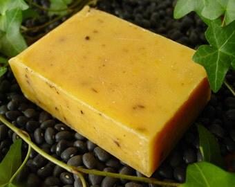 Lemongrass Blossom Soap, Vegan Friendly, 5 to 6 oz bar, original blend of essential oils