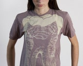 SALE Tooth T-shirt Ash