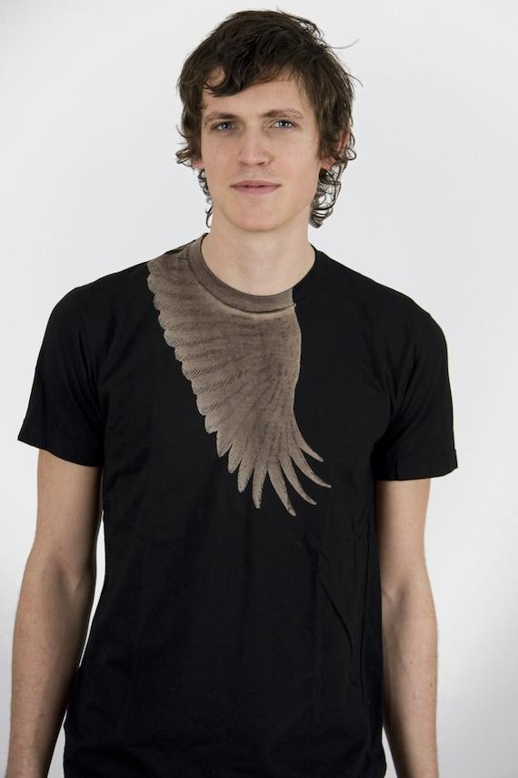 Wing t-shirt Black