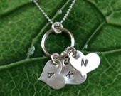 Little Hearts Necklace (3 Hearts)