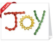 JOY - 10 Card Bicycle Chain Boxed Set