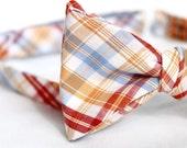 summer sun freestyle bow tie