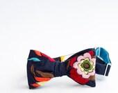 mens cinco freestyle bow tie