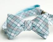 stormy stormy sea freestyle bow tie