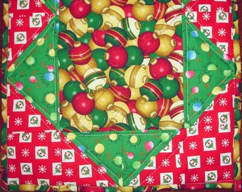 50% OFF Quilted Christmas Table Runner - Decorations A-Go-Go Was 55.00