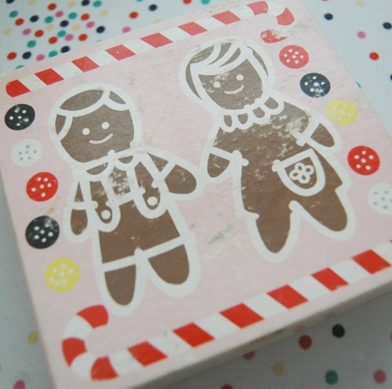 AVON Gingerbread Cookie Cutter Soaps