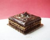 Opera Gateau - Classic French Cakes - Dollhouse Miniature in 1/12 Scale