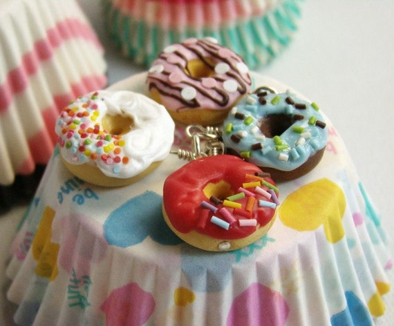 Donut Pendant - SALE - Donut Collection