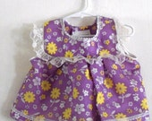 Baby  Top and Diaper Cover  Set 6 Months Size Bloomers