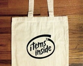 Items Inside Tote Bag