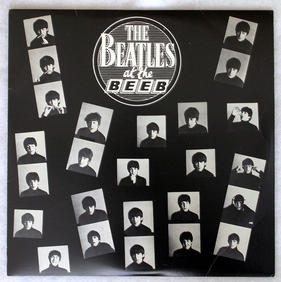 1985 Promotional Issue - The Beatles At The Beep 3 L P Vinyl Set (Free Shipping)